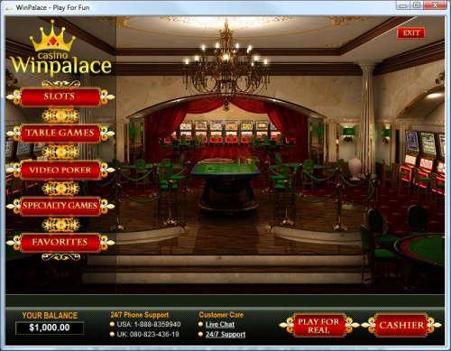 winpalace-lobby