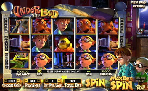 bovada-casino-slot-under-the-bed