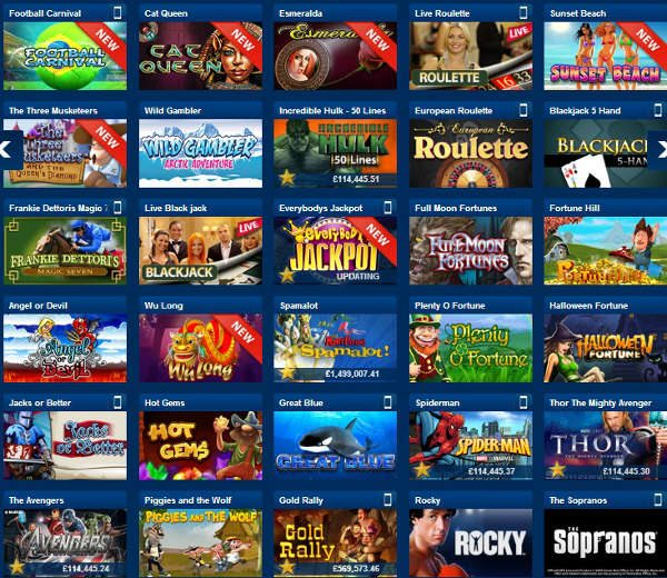 betfred-featured-games