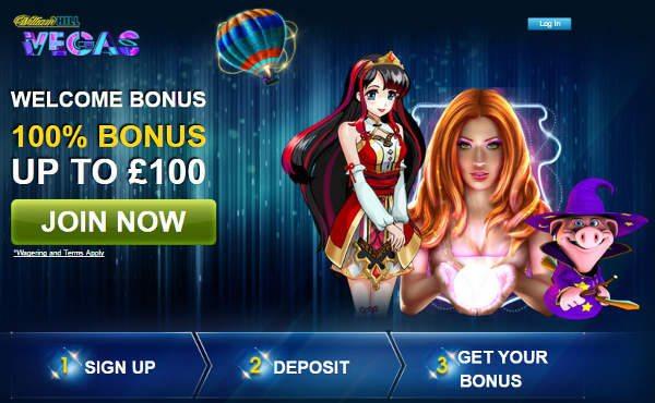 william hill casino promo code existing customers