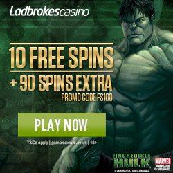 Ladbrokes Free Spins