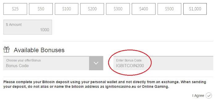 No Deposit Bonus Codes For Ignition Casino