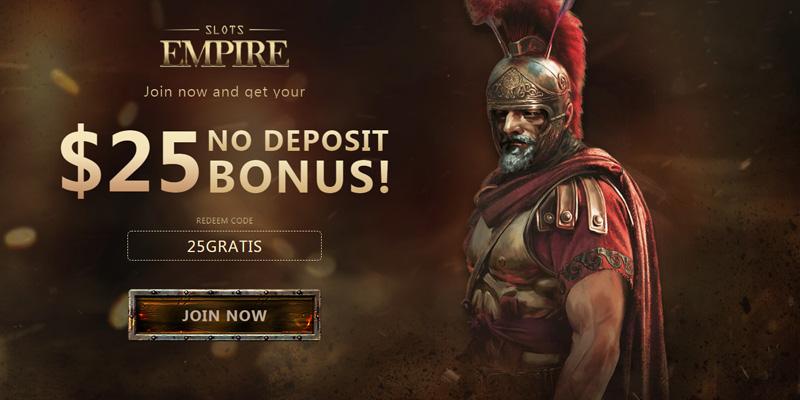 Slots Empire No Deposit