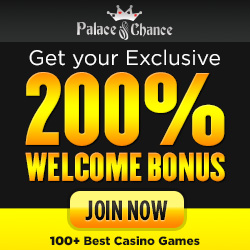 Palace of Chance Multiple No Deposit Bonus Coupon Codes