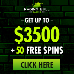 Raging Bull No Deposit Bonus and Welcome Match Bonus Codes